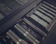 Imagen de un servidor cloud